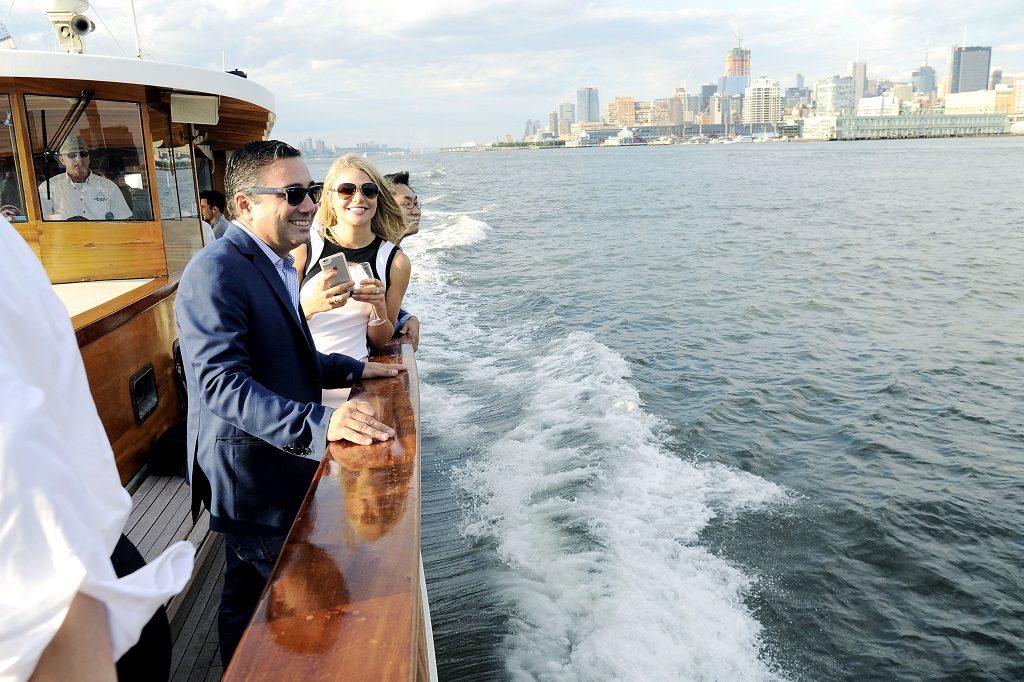River & Warren Cruise