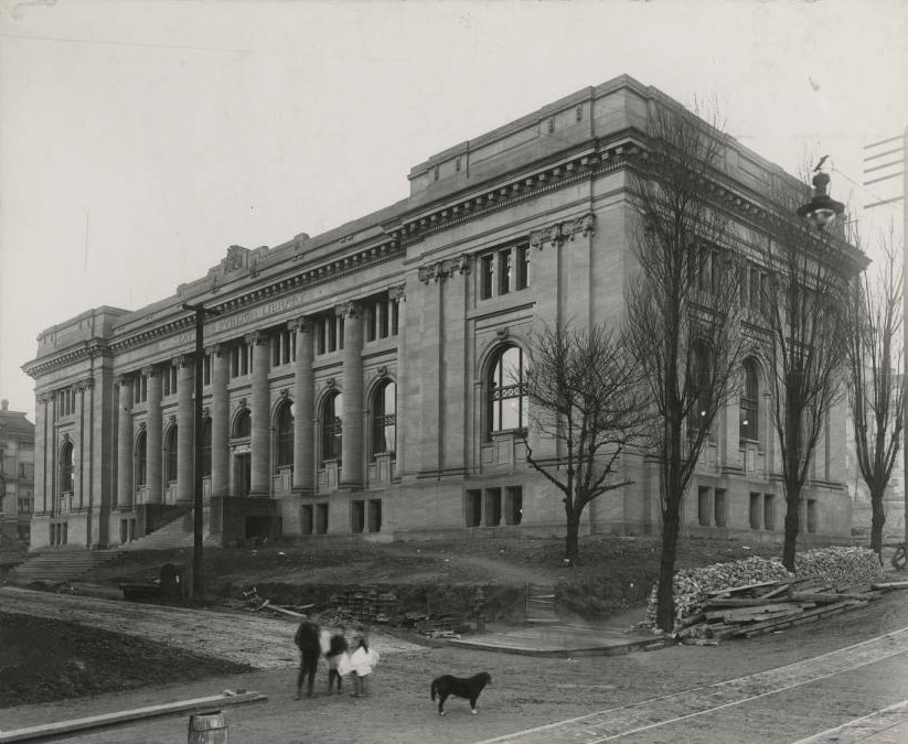 Seattle Libray 1906
