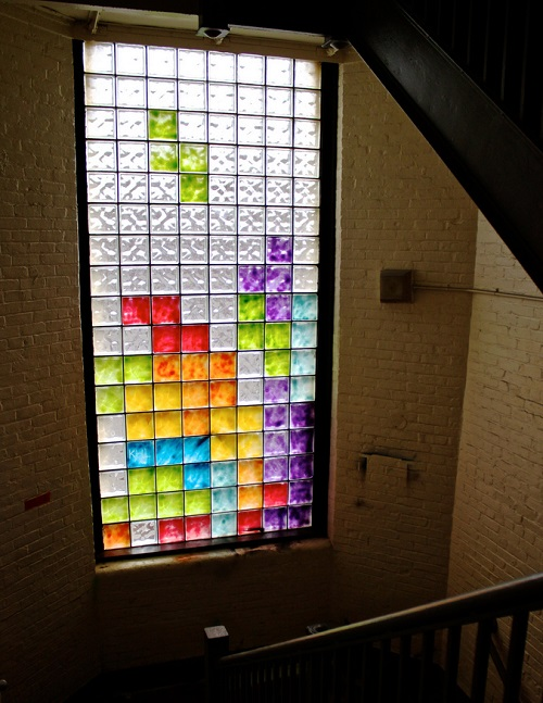 Tetris window
