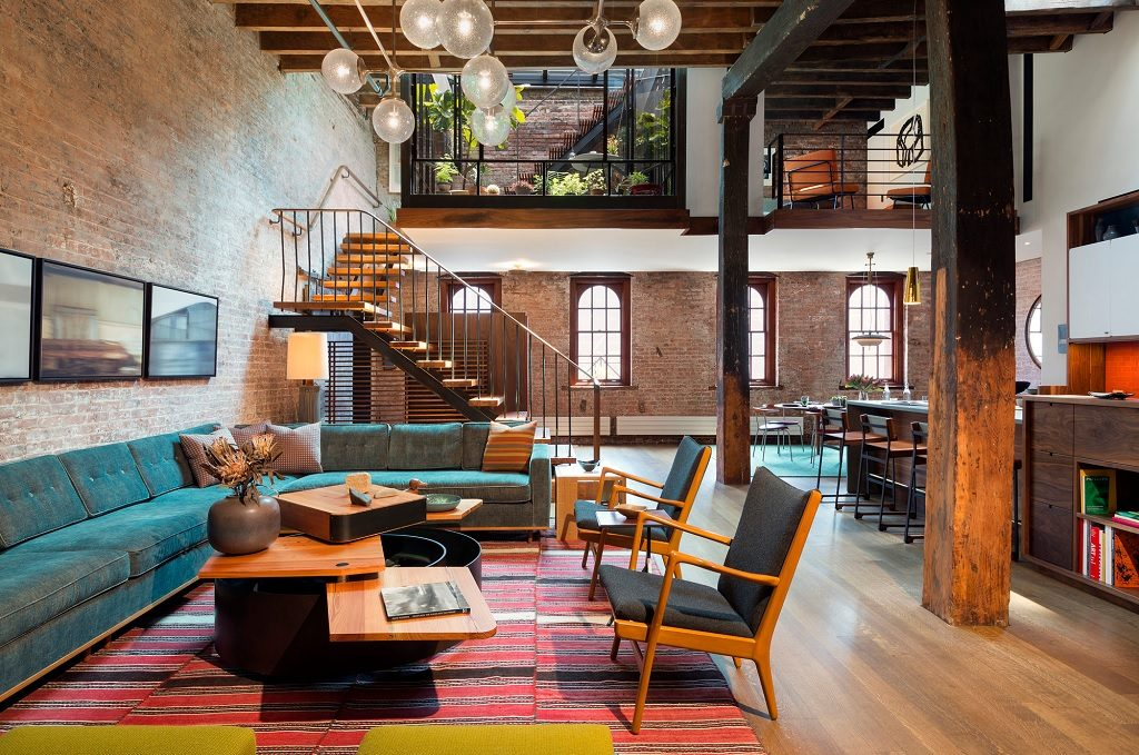 Tribeca warehouse conversion
