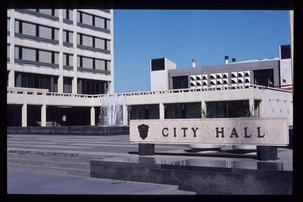 Winnipeg City Hall
