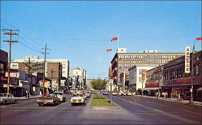 Winnipeg Portage Avenue