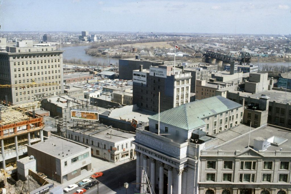 Winnipeg 1960s