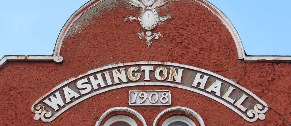 Washington Hall Seattle