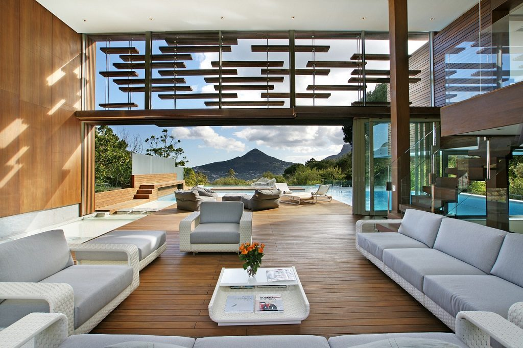 indoor outdoor lounge