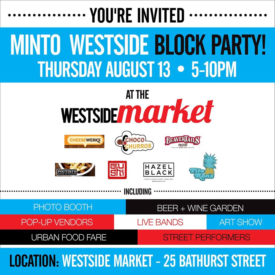 minto block party