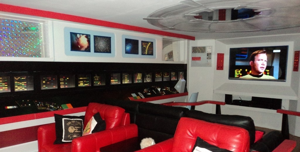 26 Nerdy Home Designs For Serious Geeks