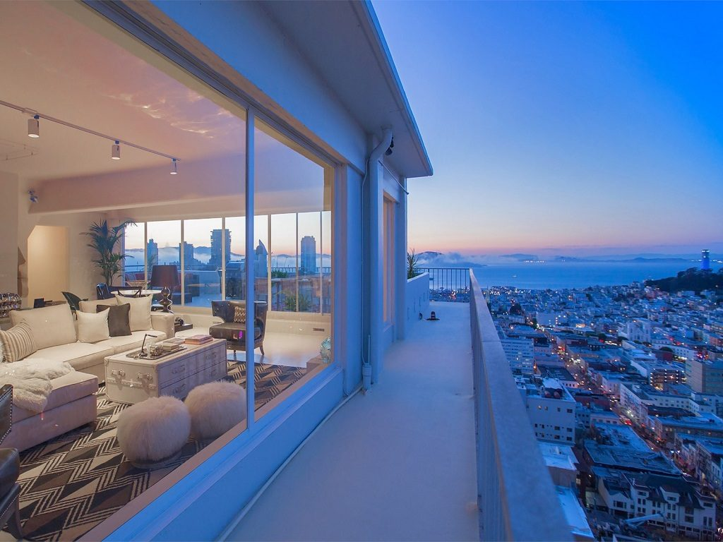 nob hill penthouse san francisco 2