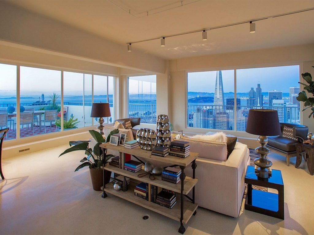 nob hill penthouse san francisco 6