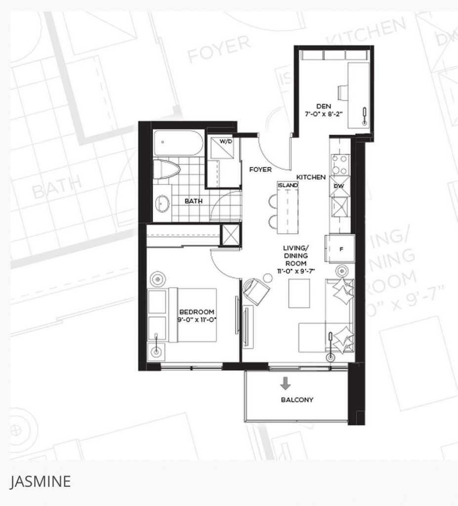 peppermint floorplan