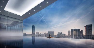 Floorplan Of The Week 4 25 Million Houston Penthouse That S Fit For A Queen Bey