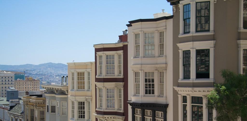 California one-bedroom apartment