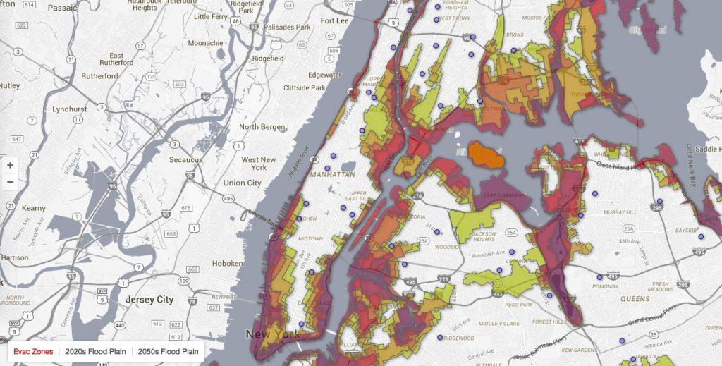 Flood Zone NYC