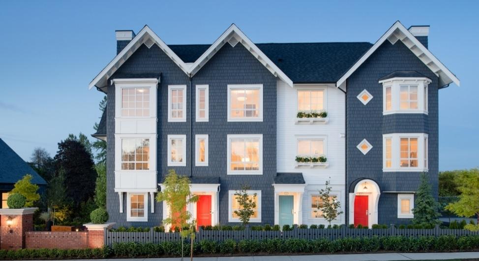 Langley YORK homes