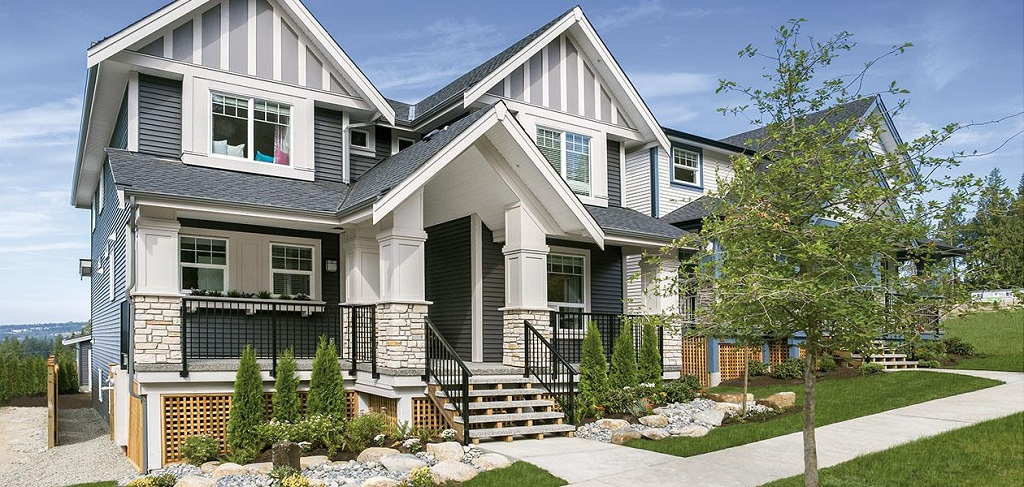 Larchwood Coquitlam homes