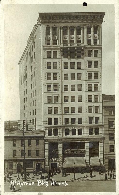 McArthur Building