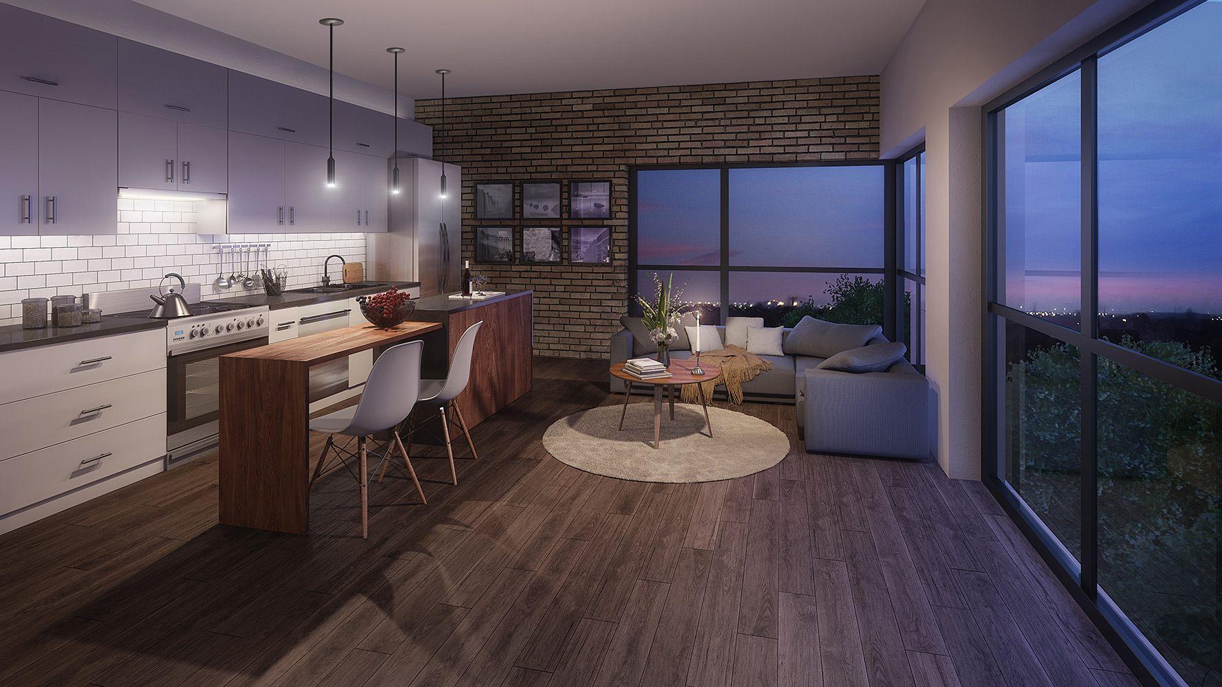MidtownLofts_Kitchen