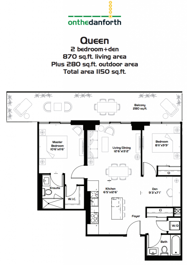 OnTheDanforth_QueenFloorplan