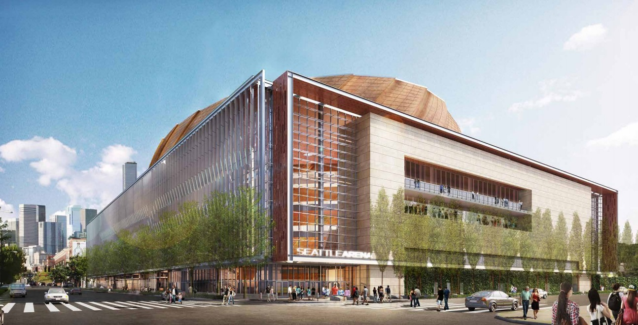 Seattle Arena 5