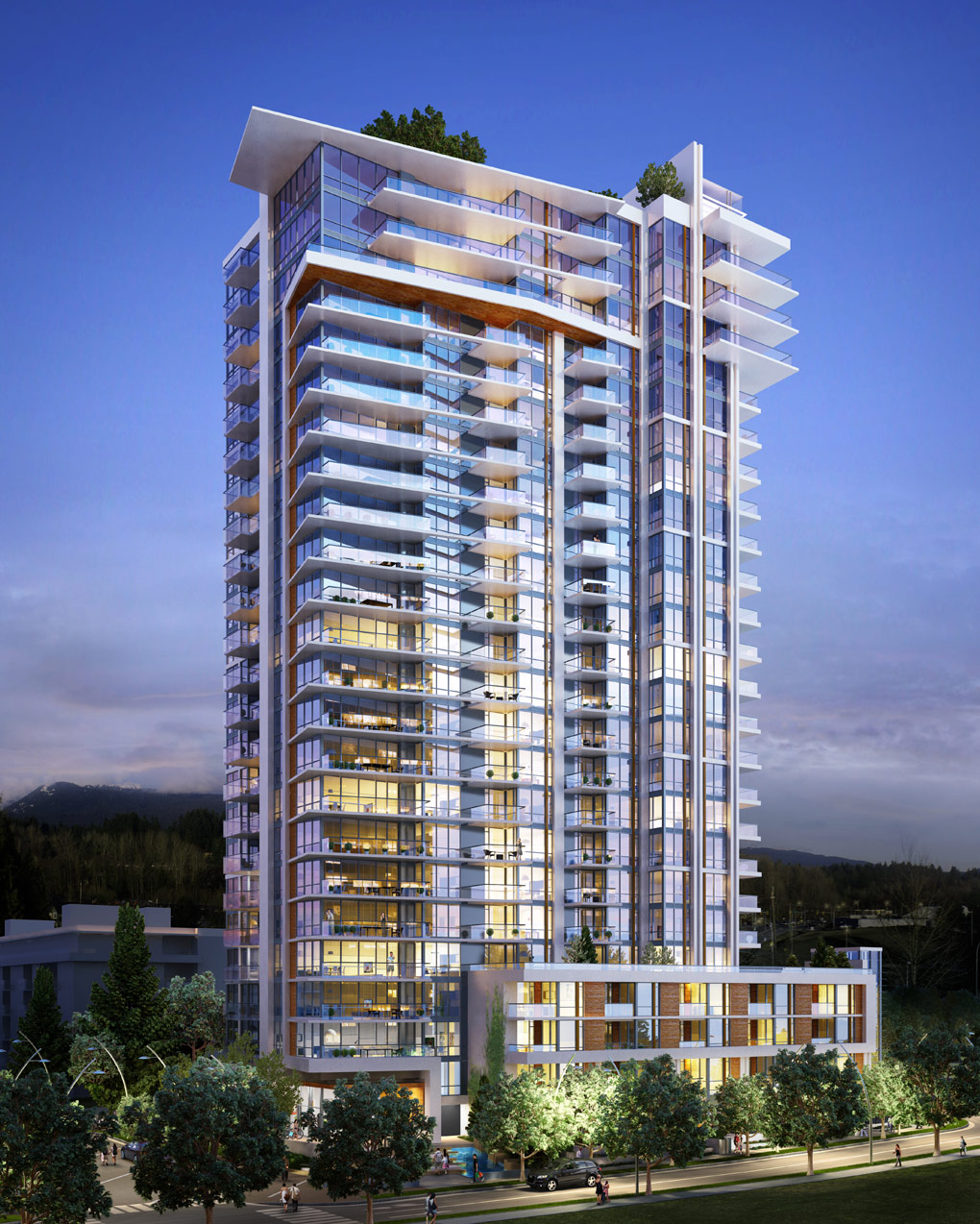 Seylynn Village North Vancouver condos