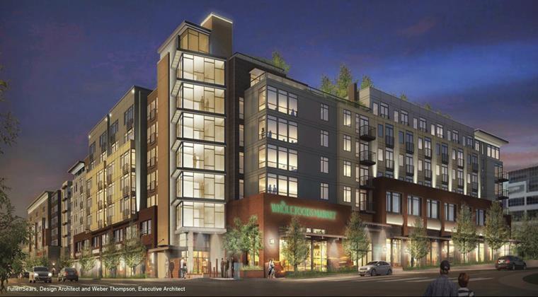 The Whittaker Seattle developments