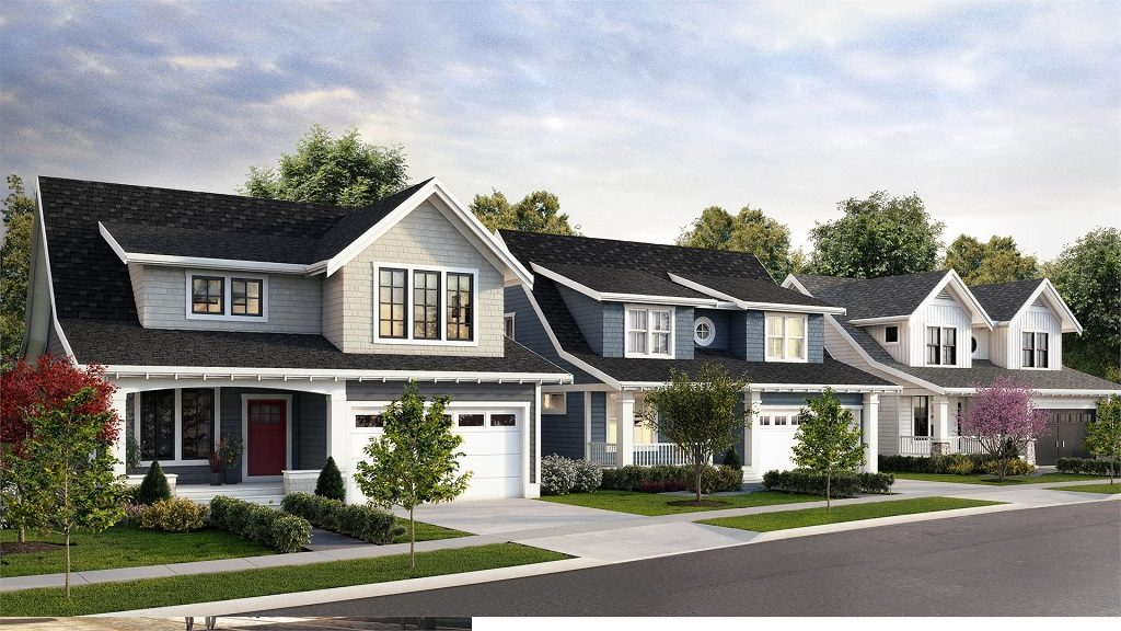 Westpointe South Surrey homes
