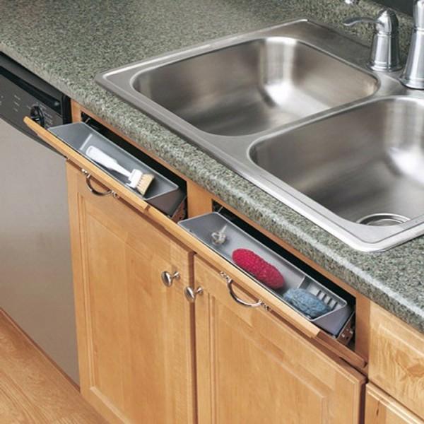 false front drawer kitchen hack