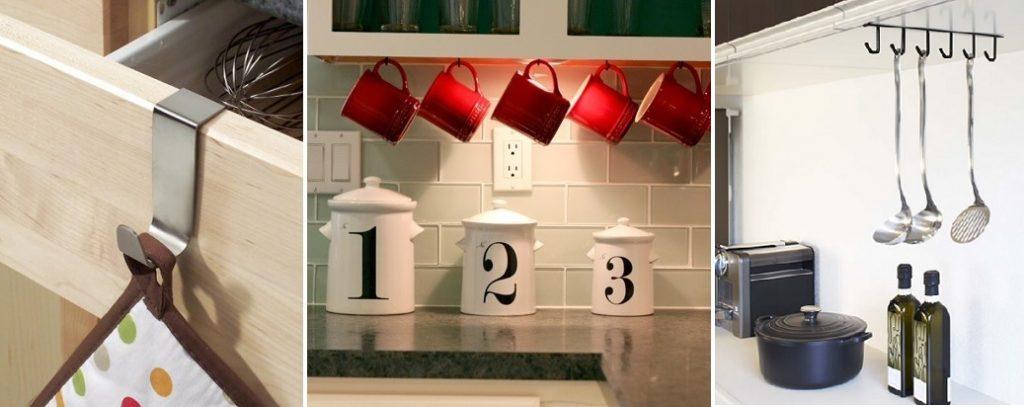 hooks kitchen hack