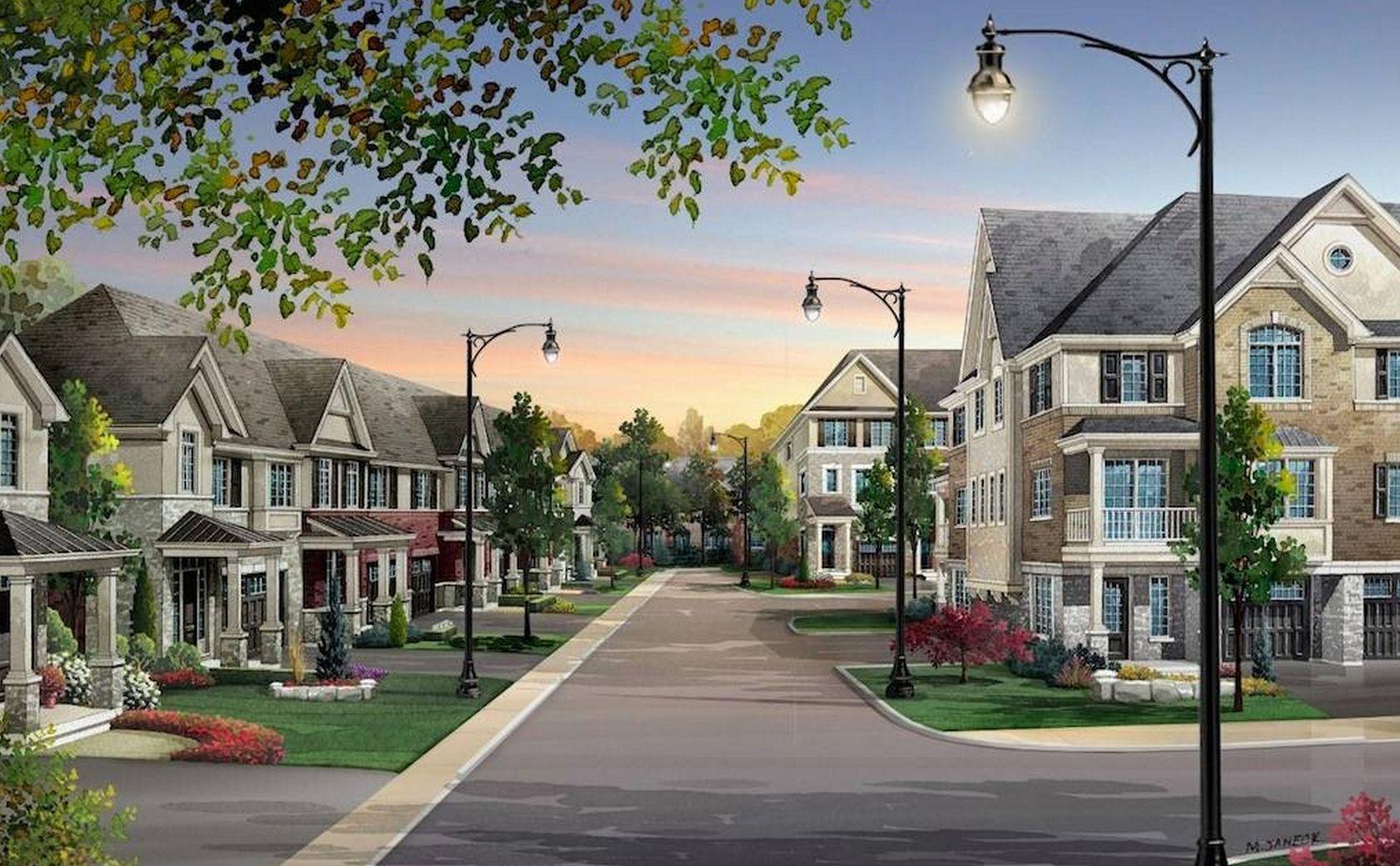 oak village