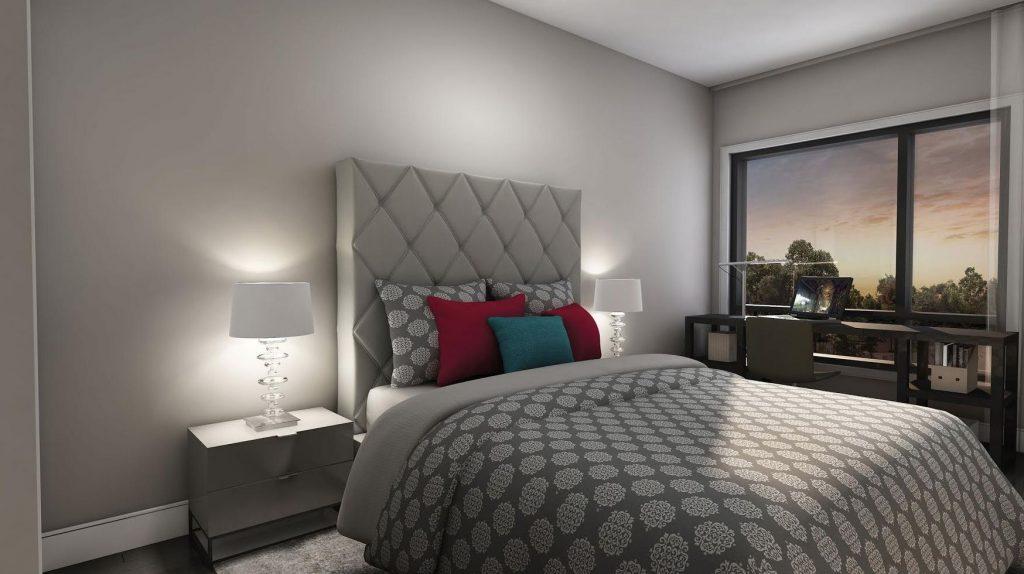 spice bedroom