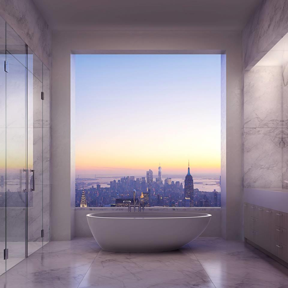 432 Park bathroom