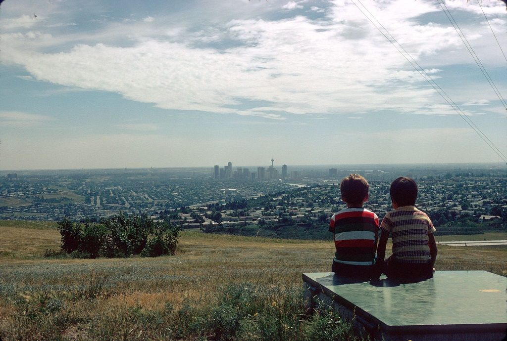 Calgary 1973 history