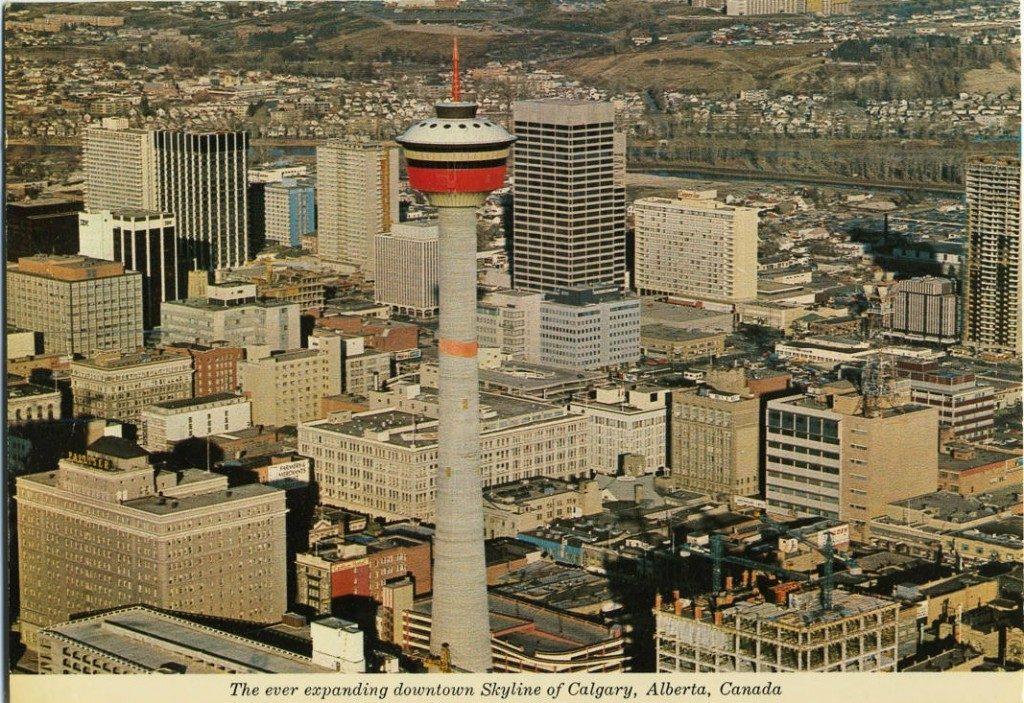 Calgary history 1970s
