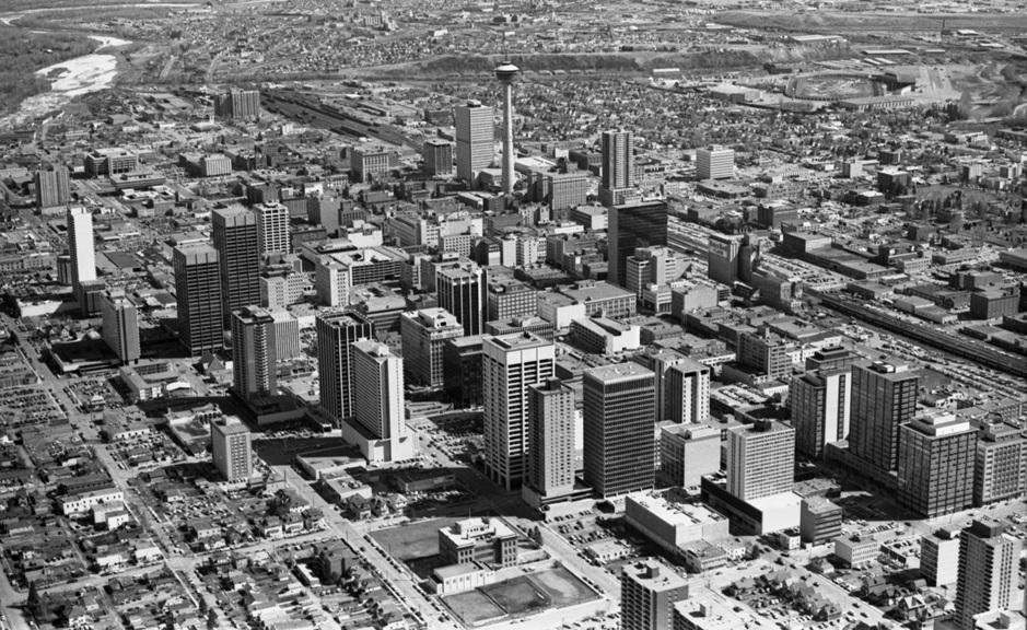 Calgary history 1972