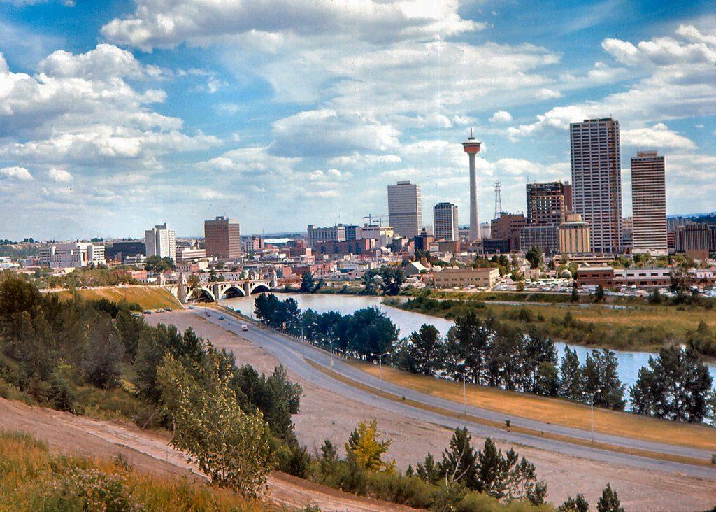 Calgary history 1974