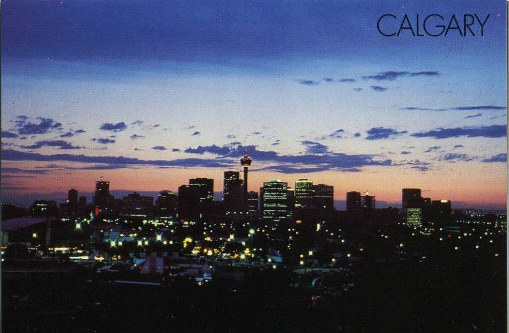 Calgary late 1970s