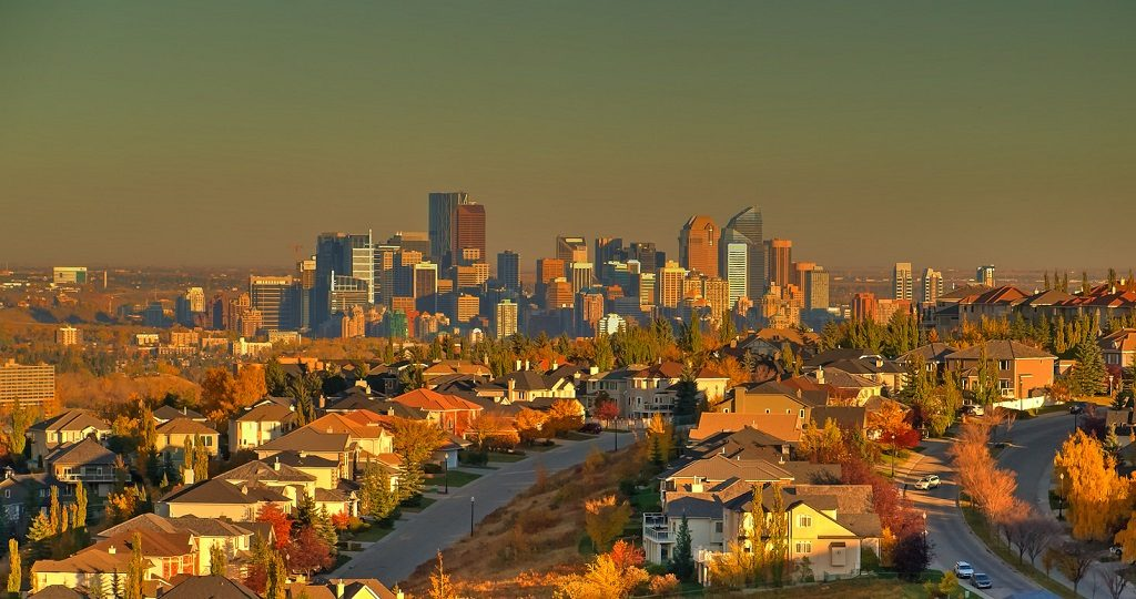 Calgary september home sales