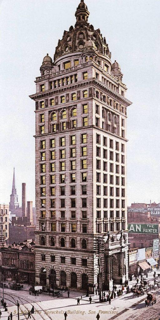 Call building San Francisco history