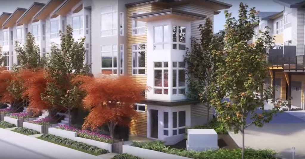 Clarke Townhomes Port Moody