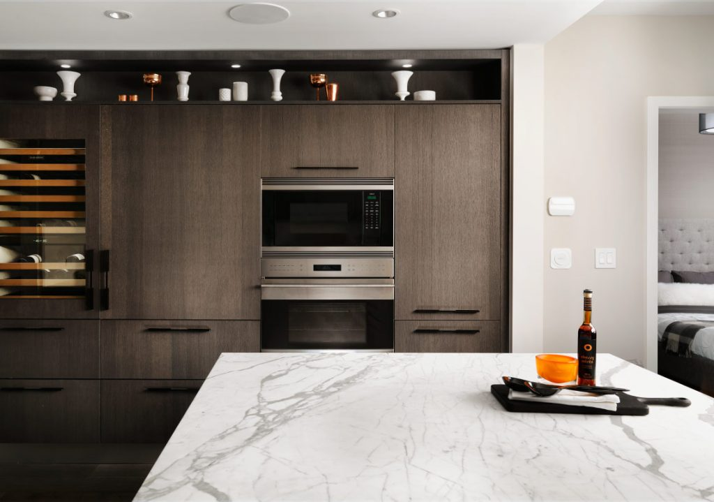 Cressey Kitchen Sterling condos Vancouver 1