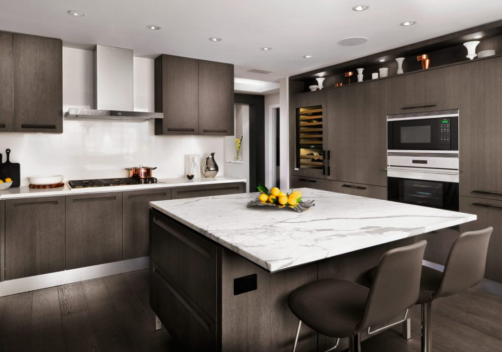 Cressey Kitchen Sterling condos Vancouver
