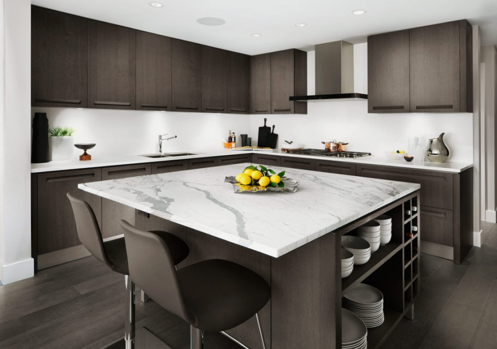 Cressey Kitchen Sterling condos Vancouver 2