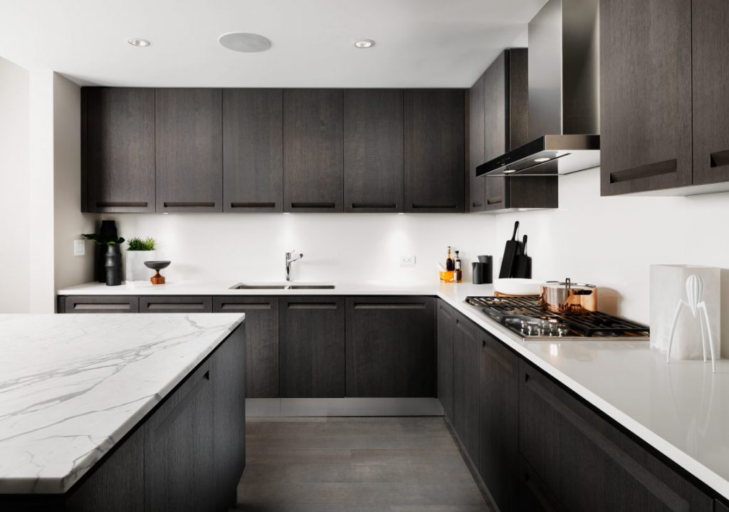 Cressey Kitchen Sterling condos Vancouver 3