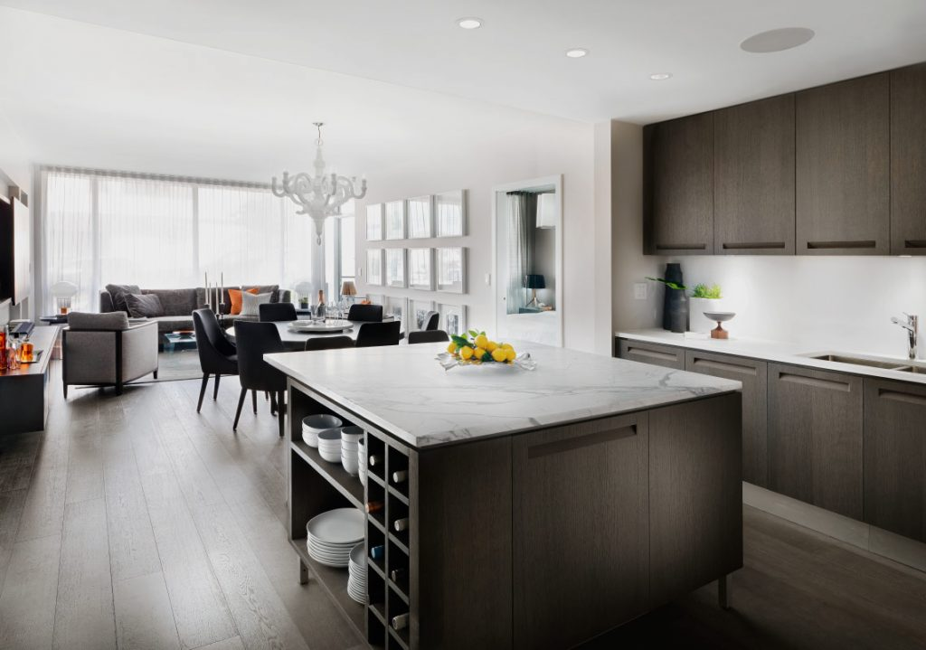 Cressey Kitchen Sterling condos Vancouver 4