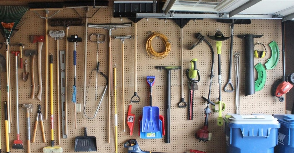 23 clever ways to declutter your garage