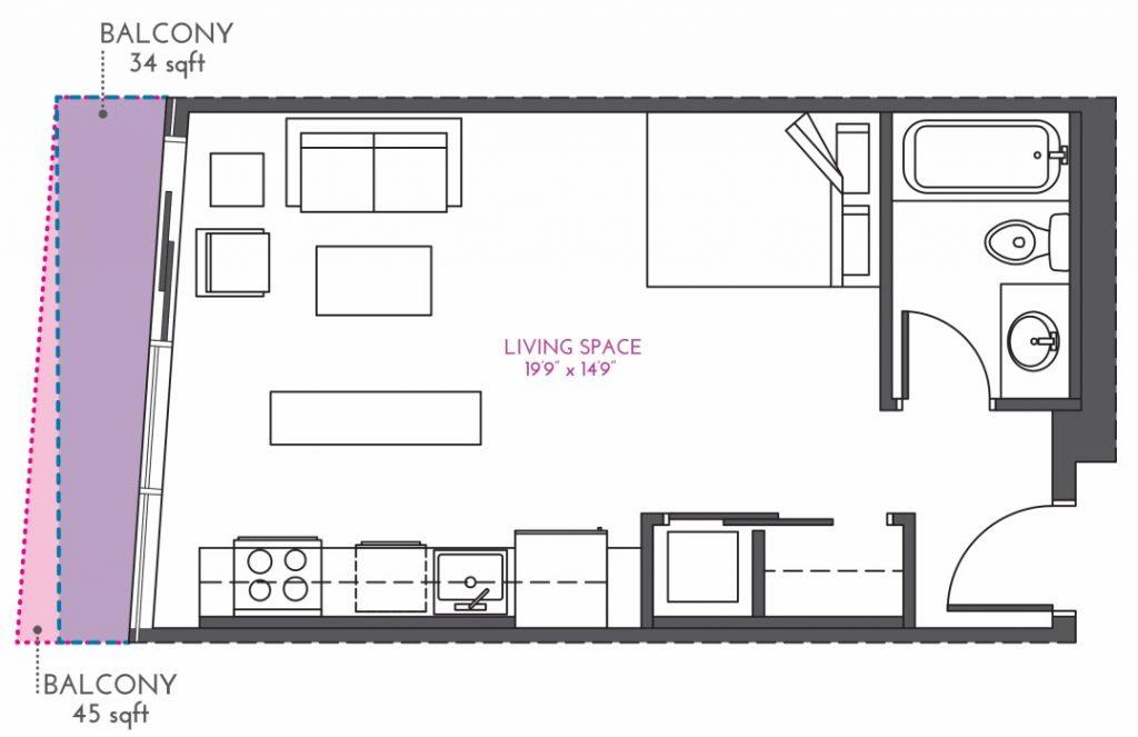 INK floorplan calgary condos 1
