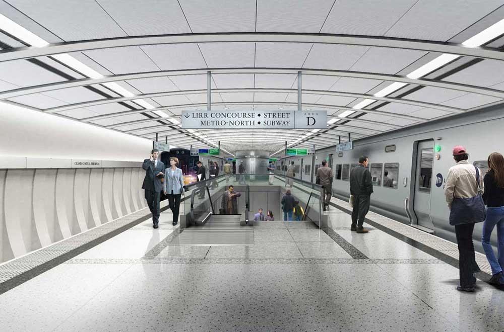 LIRR terminal 3
