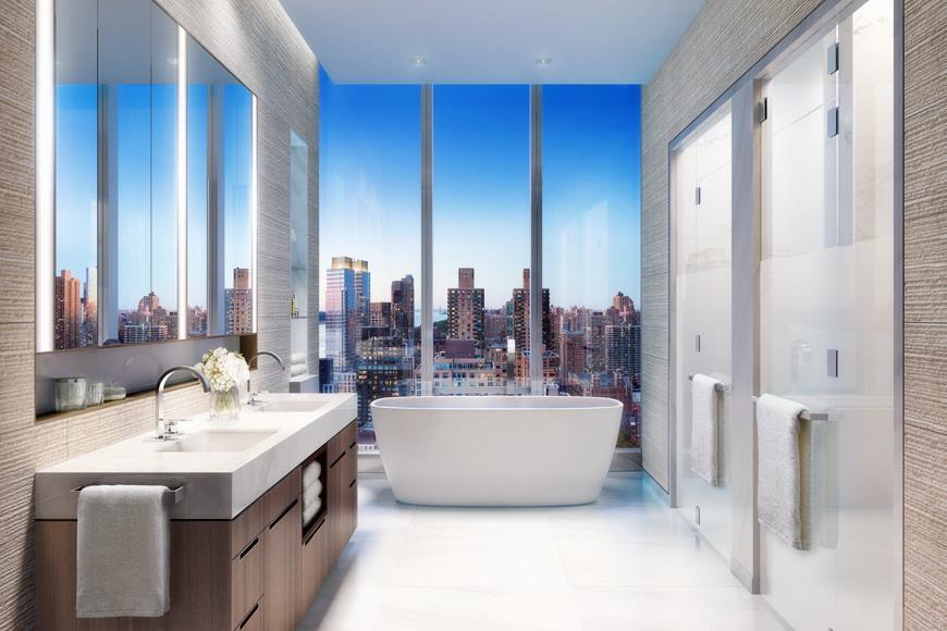 One West End Bathroom