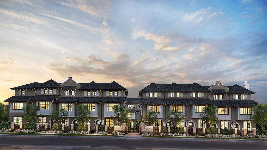 Osler Residences Vancouver townhomes