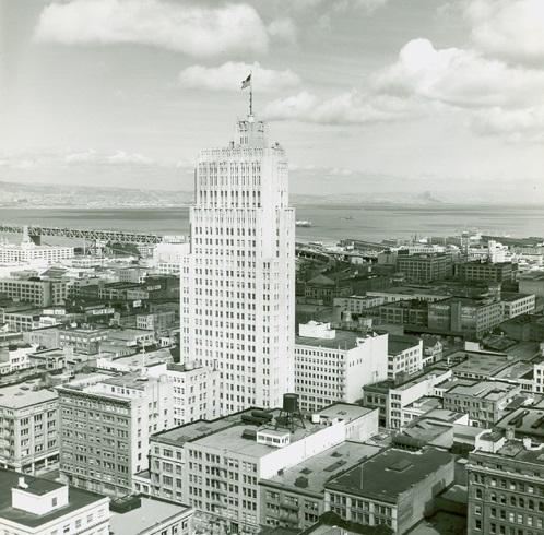 San Francisco tallest buildings 10